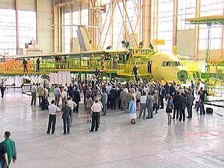 В рамках форума на ВАСО представили новую модель самолета