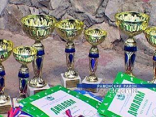 В Рамони финишировали пятые сельские игры