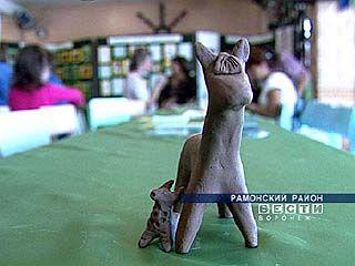 В Рамони пройдет фестиваль народной игрушки