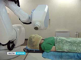 В распоряжении воронежских врачей теперь - кибернож