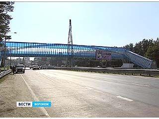 """В районе бывшей гостиницы """"Спутник"""" открыли надземный переход"""