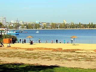 """В районе парка """"Алые паруса"""" в воде обнаружили энтеровирус, вызывающий менингит"""