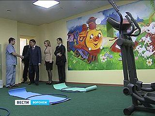В районе СХИ появился новый филиал детской поликлиники ╧2