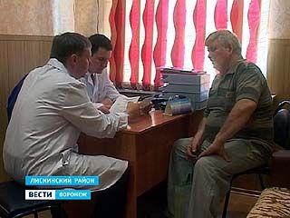 В регионе работают 6 урологических центров: в Анне, Лисках, Россоши и три в Воронеже