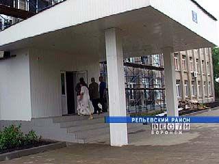 В Репьевской школе завершен трехлетний ремонт