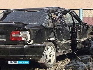 В результате ДТП в Отрожке погибли 5 человек