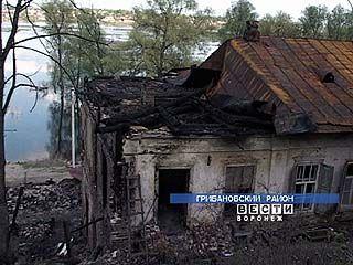 В результате пожара без крова остались 20 жителей Борисоглебска