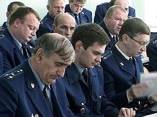 В России отмечают День работников прокуратуры