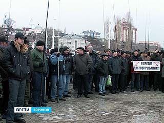 В России прошли митинги протеста против платной рыбалки