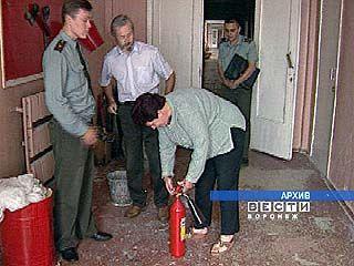 В России вступает в силу новый пожарный техрегламент