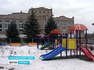"""В Россошанском районе появилась """"Жемчужинка"""""""
