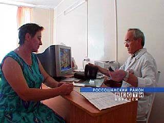 В Россошанском районе успешно решают проблему врачебных кадров