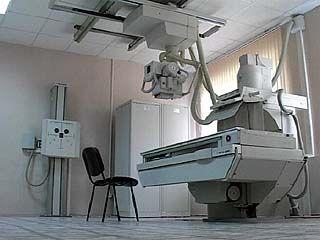 В Россоши появился новый рентгенодиагностический комплекс