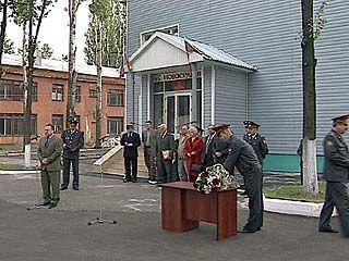 В РОВД Советского района открылся новый корпус