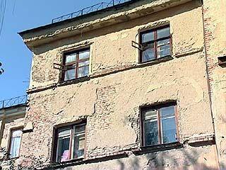 В самом центре Воронежа в любой момент может обвалиться жилой дом