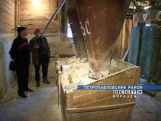 В селе Бычок заработала мельница