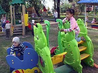 В селе Дьяченково Богучарского района - долгожданное новоселье у малышей