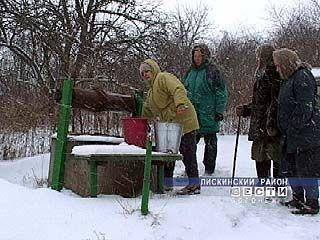 В селе Колыбелка используют воду из отравленного колодца