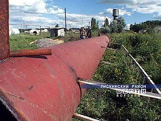 В селе Ковалево рухнула водонапорная башня