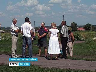 В селе Козловка не утихают страсти
