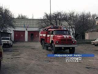 В селе Лосево произошел пожар, погибли люди