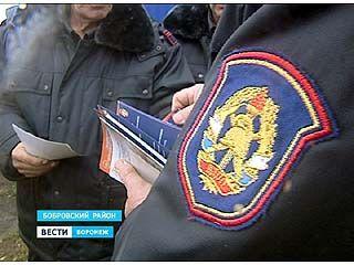 В селе Мечётка Бобровского района появилась добровольная пожарная команда