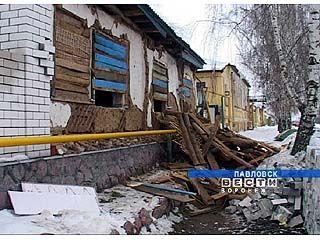 В селе Михайловка Павловского района сгорел жилой дом