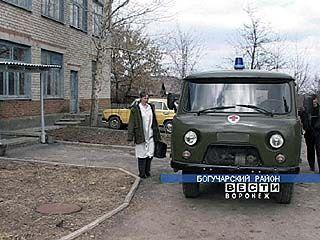 В селе Монастырщина открылся пункт скорой помощи
