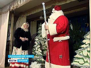 В селе Никольском Верхнехавского района больше века существует любительский театр
