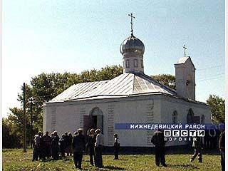 В селе Нижнее Турово открылся православный храм