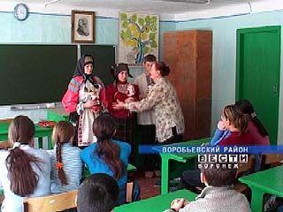В селе Нижний Бык сохранились самобытные культуры двух народов