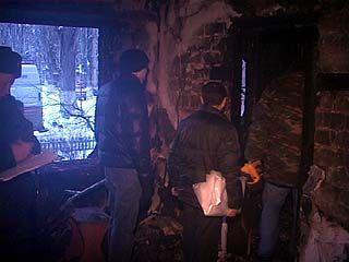 В селе Нижний Мамон-1 взорвался баллон со сжиженным газом