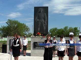 В селе Ольхов Лог Каменского района устранили историческую несправедливость