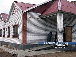 В селе Озёрки открылась врачебная амбулатория
