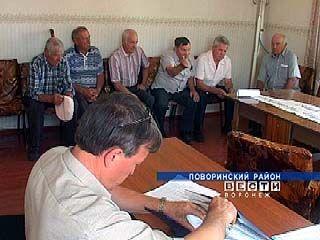 В селе Пески появился общественный совет