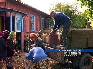 В селе Плюшкина Будка уже два года нет воды