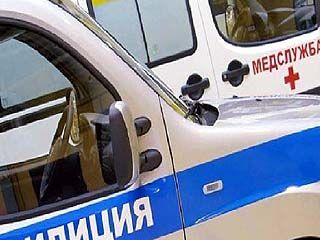 В селе Пузево неизвестные заминировали фуру с молочными продуктами