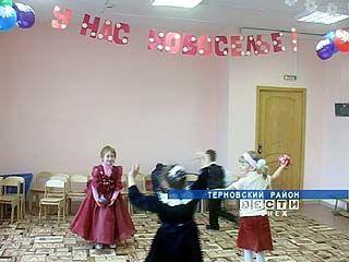 В селе Русаново Терновского района удалось вновь открыть детский сад