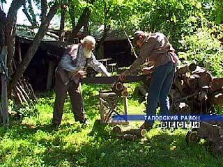 В селе Тишанка Таловского района бытуют суровые нравы