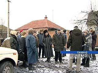 В селе Тишанка Таловского района прошел необычный сход граждан