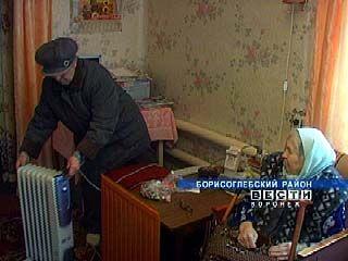 В селе Тюковка Борисоглебского района люди остались без газа