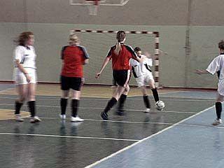В селе Заброды прошли соревнования по минифутболу