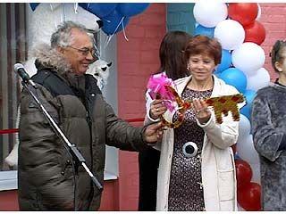 В селе Залужное Лискинского района открыли детский сад