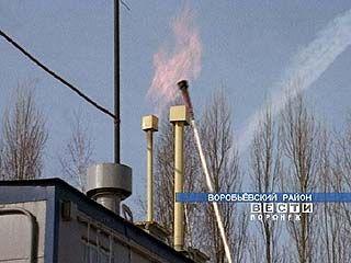 В село Лещаное провели газ