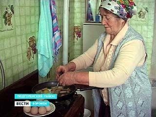 В село Семейки Подгоренского района пришло газовое отопление