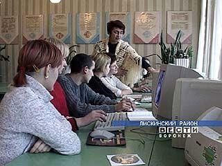 В сельских школах не хватает компьютеров