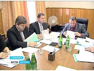 В Семилуках определились с кандидатами на должность главы администрации города