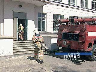 В Семилуках проверяют пожарную безопасность в школах и интернатах