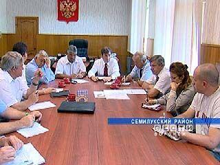 """В Семилукском районе прошло совещание на тему """"Развитие АПК"""""""