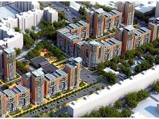 """В Северном районе появится новый, """"дизайнерский"""" квартал"""